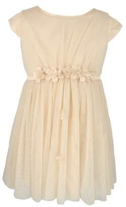 Popatu Embellished Tulle Dress
