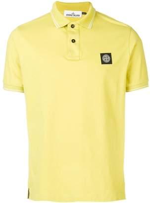 Stone Island classic brand polo shirt
