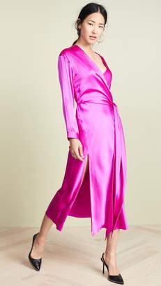 08b22c32e9f99 Mason by Michelle Mason Asymmetrical Dress with Tie