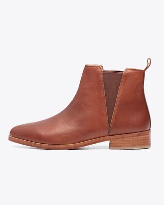 Nisolo Chelsea Boot Brandy