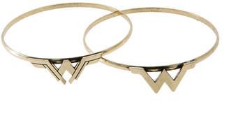 DC COMICS Womens Wonder Woman Bangle Bracelet