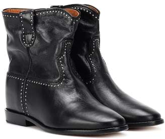 Isabel Marant Crisi leather ankle boots