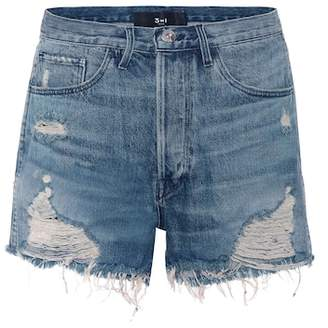 3x1 W4 Carter denim shorts