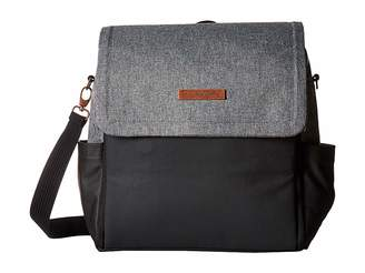 Petunia Pickle Bottom Glazed Color Block Boxy Backpack