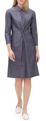 Lafayette 148 New York Federica Avalon Stripe Dress