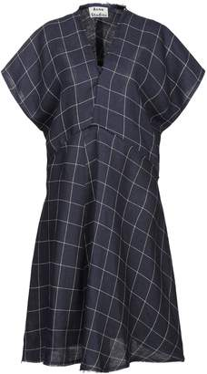 Acne Studios Knee-length dresses - Item 34974325MP