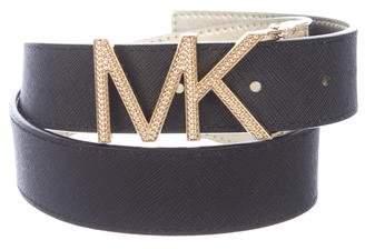 Michael Kors Reversible Logo Belt