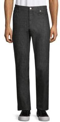 Versace Trend Straight-Leg Jeans