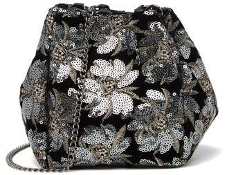 Jessica McClintock Eden Pouch Crossbody Bag