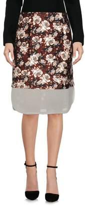 Mother of Pearl Knee length skirt
