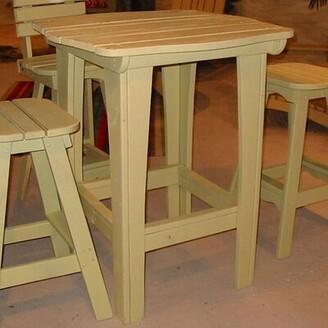 Uwharrie Chair Companion Wood Bar Table Uwharrie Chair