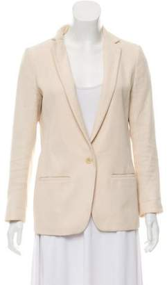 Steven Alan Notch-Lapel Button-Up Blazer