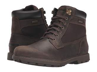Rockport Rugged Bucks Waterproof High Boot Men's Waterproof Boots