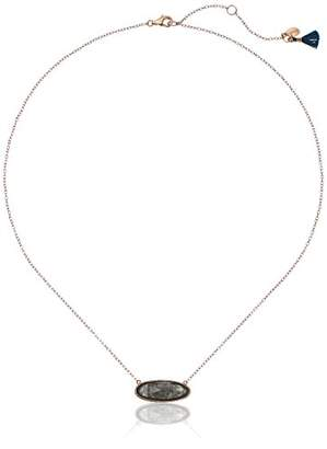 Shashi Nora Rose Gold Chain Necklace