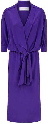 Victoria Beckham Victoria, Silk Shirt Dress