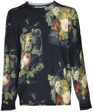 McQ Floral Sweater