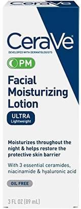 CeraVe Facial Moisturizing Lotion PM Ultra Lightweight 3 oz