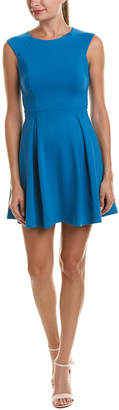 Susana Monaco Inverted Pleat Dress