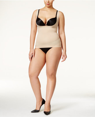SPANX Firm Control Plus Size Open-Bust Camisole PS0315 $62 thestylecure.com