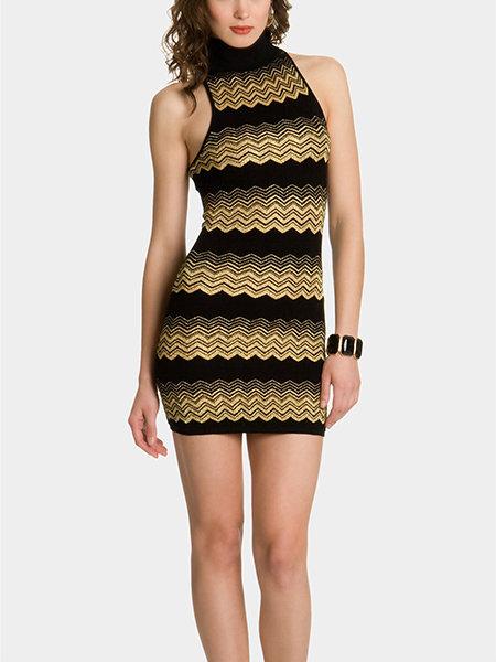 Sherry Zig Zag Dress