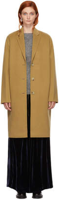 Acne Studios Beige Avalon Coat