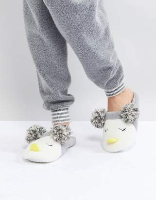 Head Over Heels by Dune Novelty Slippers