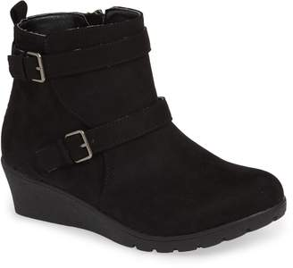 Kenneth Cole Reaction Simona Wedge Bootie
