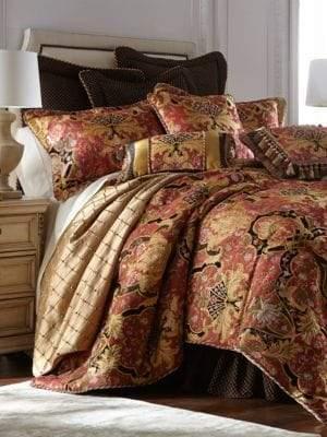 Austin Horn Classics Ashley 4-Piece Comforter Set