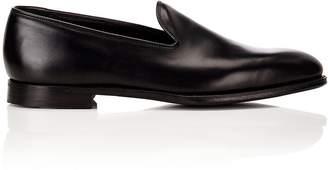 Crockett Jones Crockett & Jones Men's Plain-Toe Loafers