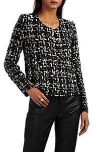 Women's Nalokie Tweed Jacket Size 36