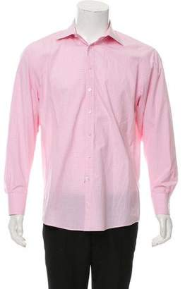 Thomas Pink The Sterling Check Slim Fit Shirt