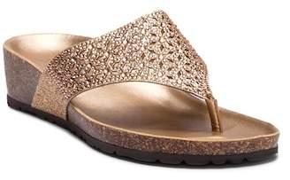 Italian Shoemakers Eloise Wedge Sandal