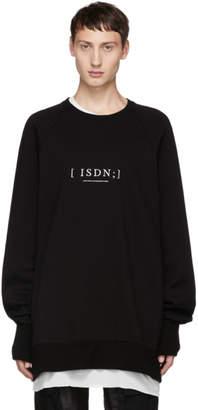 Julius Black ISDN Sweatshirt
