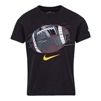 Nike Boys 4-7 Football Graphic Tee