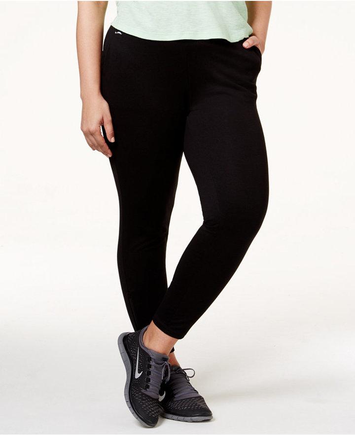 Lauren Ralph Lauren Plus Size Active Leggings