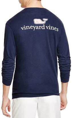 Vineyard Vines Signature Whale Long Sleeve Tee