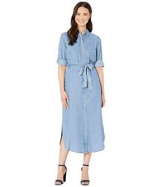 Lauren Ralph Lauren Denim Shirtdress