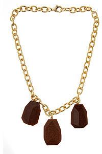 Privileged Quartz Chunk Necklace