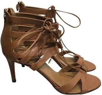Aquazzura Leather sandals