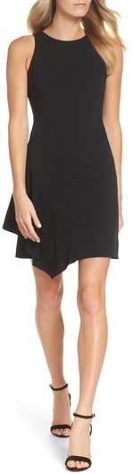 Scuba Crepe Sheath Dress