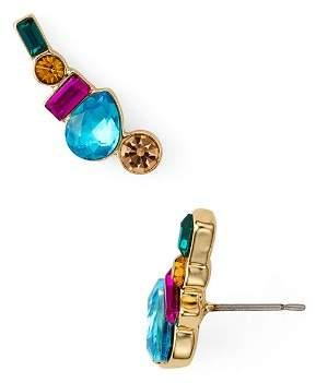 Aqua Multicolor Stud Earrings - 100% Exclusive