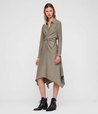 AllSaints Flyn Dress