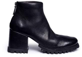 Marsèll 'Dente' leather ankle boots