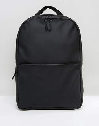 Rains Field Backpack In Black