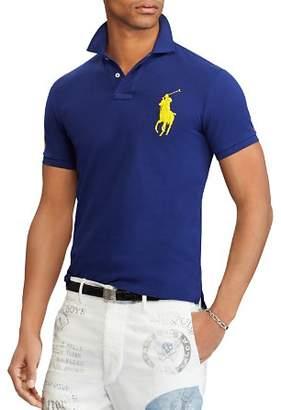 Polo Ralph Lauren Polo Custom Slim Fit Polo Shirt