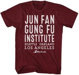Lee Bruce Mens Simple T-Shirt