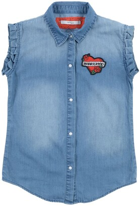 Relish Denim shirts - Item 42705959UO