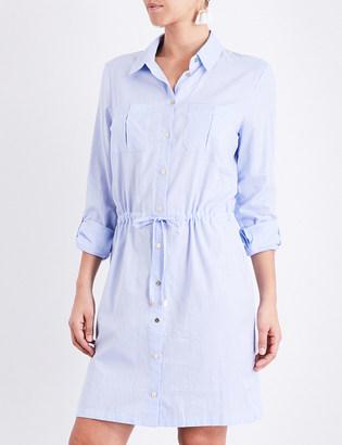 Heidi Klein St. Barths cotton shirt dress $225 thestylecure.com