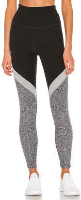 Beyond Yoga Tri-Panel Spacedye High Waisted Midi Legging