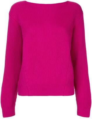 TOMORROWLAND long-sleeve ribbed sweater